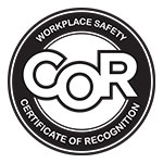Workplace Safety COR Logo